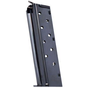 Iver Johnson 1911 Full Sized and Government Magazine 9 Rounds 9mm Luger Steel Black
