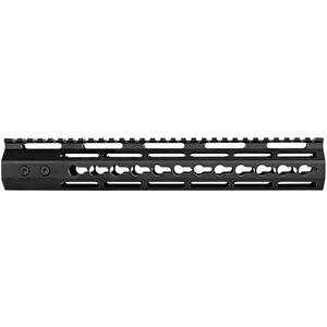"Trinity Force AR-15 Echo 12"" Key-Mod Rail Freefloat Handguard Aluminum Black"