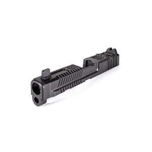 Faxon Full Size M&P9 Patriot Slide with RMR Optic Cut, Complete with Suppressor Sights
