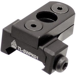 UTG Picatinny/Keymod Compatible Adaptor for QD Sling Swivel