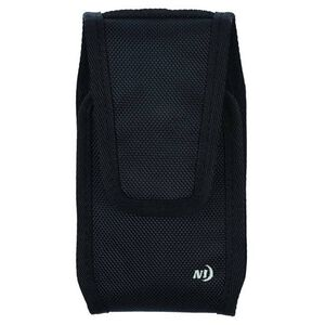 Nite Ize Clip Case Cargo Holster Extra Tall, Black CCCXT-01-R3