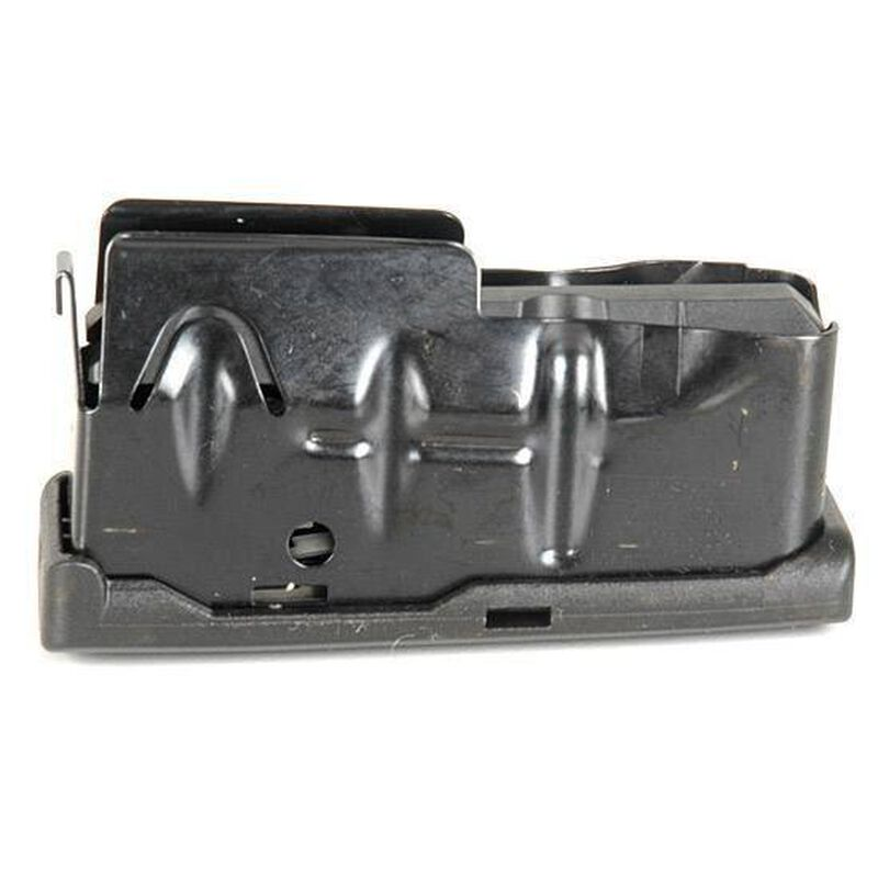 Savage Arms 10FC/11FC 4 Round Magazine .243 Win/.260 Rem/7mm-08 Rem/.308 Win Steel Blued