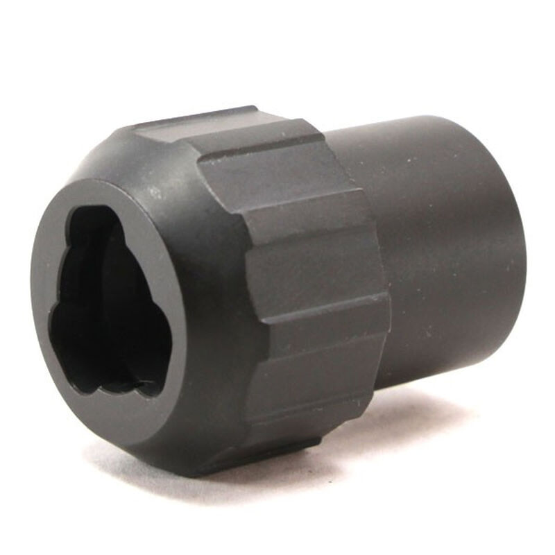 AAC Triad Adapter for Ti-Rant Suppressors for Lugged Barrels H&K MP-5 Adapter Matte Black