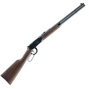 "Winchester Model 94 Short Lever Action Rifle .38-55 Win 20"" Barrel 7 Rounds Walnut Stock Blued 534174117"