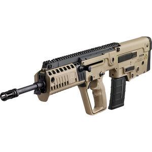 "IWI Tavor X95 XFD18 Flattop 5.56mm NATO 18.5"" 30rds FDE"