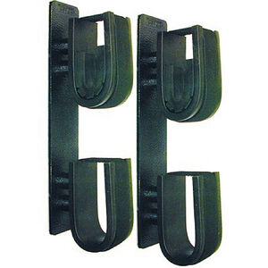 Double-Hook Dual-Lock Mount Gun Rack 2-Pack