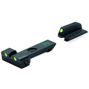 Meprolight Tru-Dot Adjustable Night Sights For Ruger GP100 And Super Redhawk Green ML20996