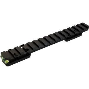 Talley Manufacturing Browning X-Bolt Picatinny Rail Long Action 20 MOA ACI Black