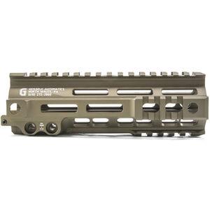 "Geissele AR-15 Super Modular Rail Mk4 7"" M-Lok Aluminum Desert Dirt 05-362S"
