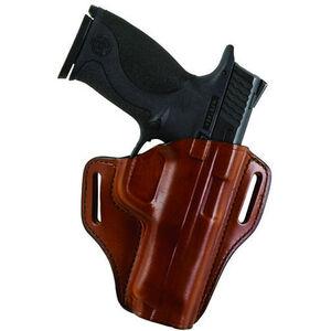 Bianchi Model 57 Remedy Belt Slide Holster S&W Shield Right Handed Tan 23996