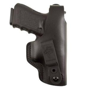 DeSantis Gunhide Dual Carry II Bersa Thunder .380 ACP, SIG Sauer P230, 232, Beretta 84, 84F, 85, 85F Tuckable IWB and OWB Right Hand Leather Black 033BA75Z0