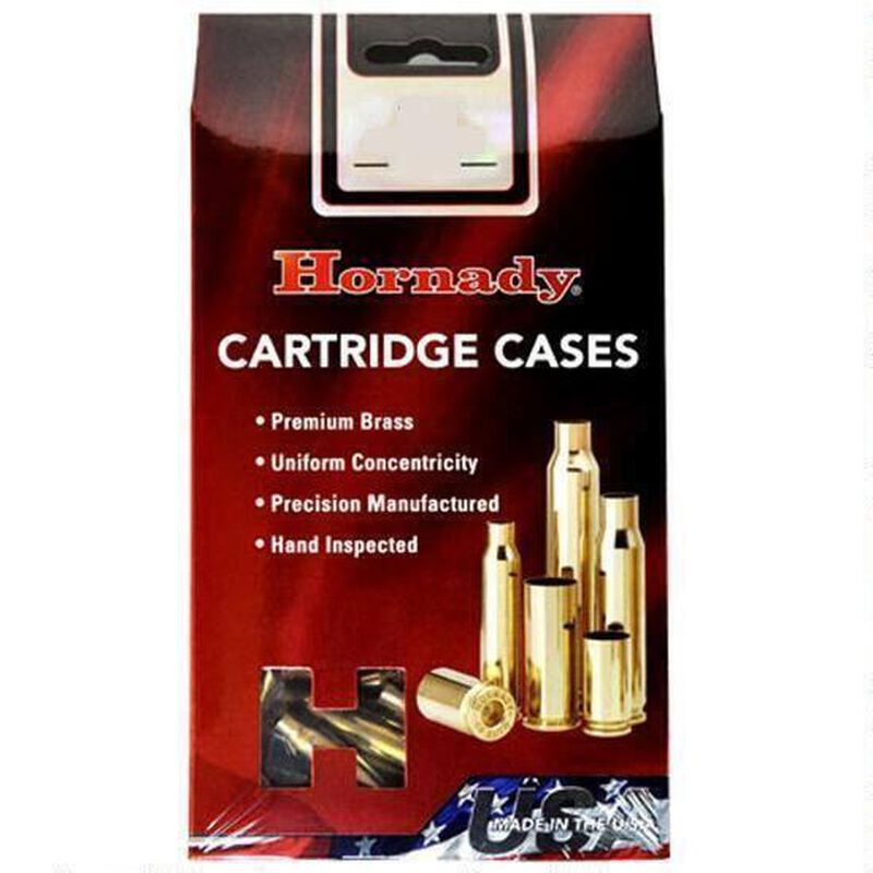 Hornady 7mm Remington Magnum 50 Unprimed Brass Cartridge Cases