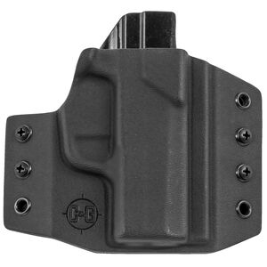 C&G Holsters Covert OWB Holster for SIG Sauer P365 Right Hand Draw Kydex Black