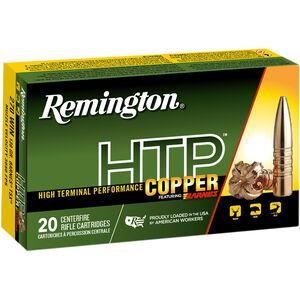 Remington HTP Copper .30-30 Win Ammunition 20 Rounds 150 Grain Barnes TSX 2335fps