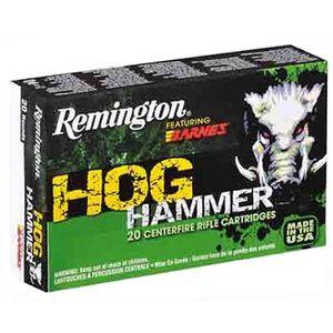 Remington Hog Hammer 30-30 Win 150 Grain TSX 20 Rnd Box