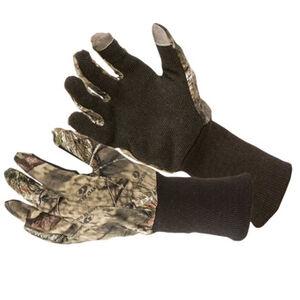 Allen Vanish Camo Jersey Gloves Dot Grip Palms OSFM Touchscreen Fingertip Panel Mossy Oak Break-Up Country Camo