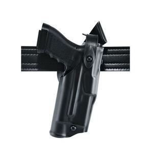 Safariland Model 6360 ALS/SLS Mid-Ride Duty Belt Holster Right Hand Fits SIG P220/P226 DAO Hardshell STX Plain Black