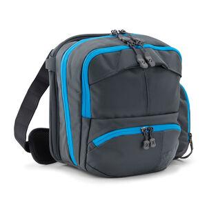 Vertx Essential 2.0 EDC Bag Smoke Grey And All The Blue F1 VTX5031 SMG/ATB