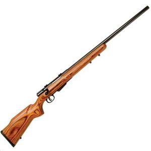 "Savage 25 Lightweight Varminter Bolt Action Rifle .22 Hornet 24"" Barrel 4 Rounds Blued Laminated Wood Stock 19140"