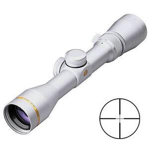 Leupold VX-3 2.5-8x32mm Handgun Scope Duplex Reticle 1/4 MOA Silver