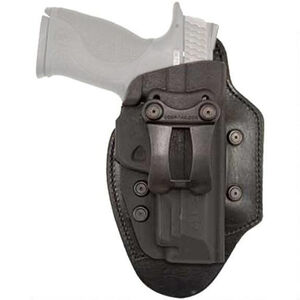 Comp-Tac Infidel Ultra Max IWB Holster Fits SIG P365XL Right Hand Leather/Kydex Black