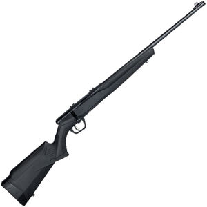 "Savage Model B22F .22 LR Bolt Action Rimfire Rifle 21"" Barrel 10 Rounds Synthetic Stock Black"