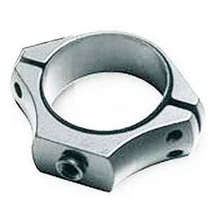 """Tikka/Sako Optilock Scope Rings 1"""" Tube Diameter Medium Height Stainless Finish S130R961"""