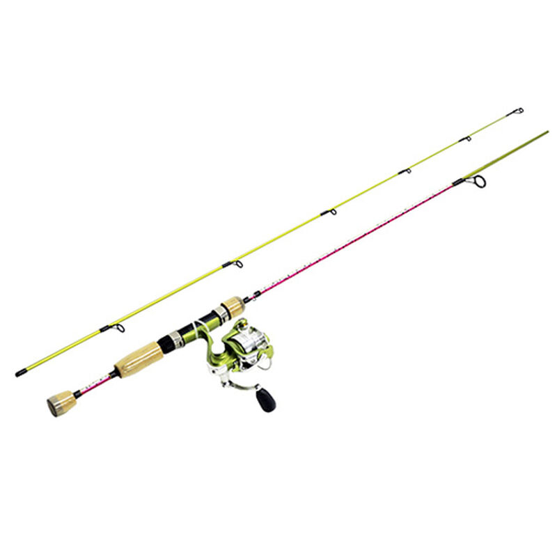 Eagle Claw Fish Skins Spinning Rod and Reel Combo 5'6