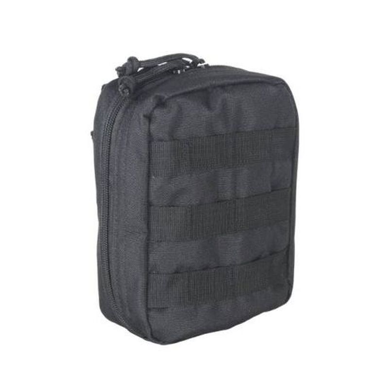 """Voodoo Tactical EMT Pouch Polyester 7x5x2.5"""" Black 20-74450001000"""
