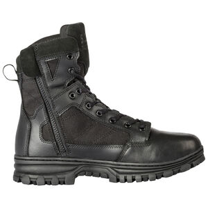 "5.11 Tactical EVO 6"" Side Zip Boot Size 10.5 Black"