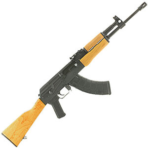 "Century Arms International RH10 AK-47 Semi Auto Rifle 7.62x39mm 16.5"" Threaded Barrel 30 Rounds Stamped Receiver Wood Furniture Black Finish"