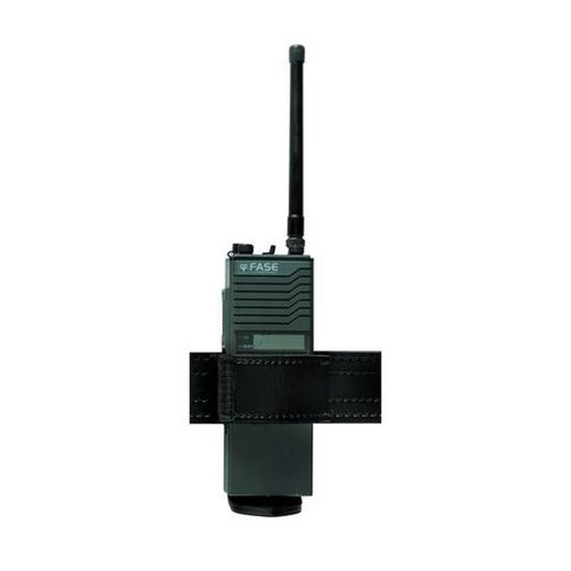 Safariland Model 763 Universal Radio Holder- Portable Nylon Black