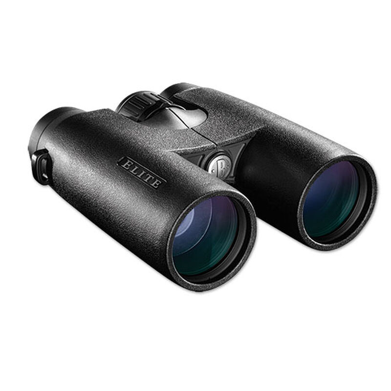 Bushnell Elite Binocular 8X42 Standard Roof Prism Black Finish 628042ED