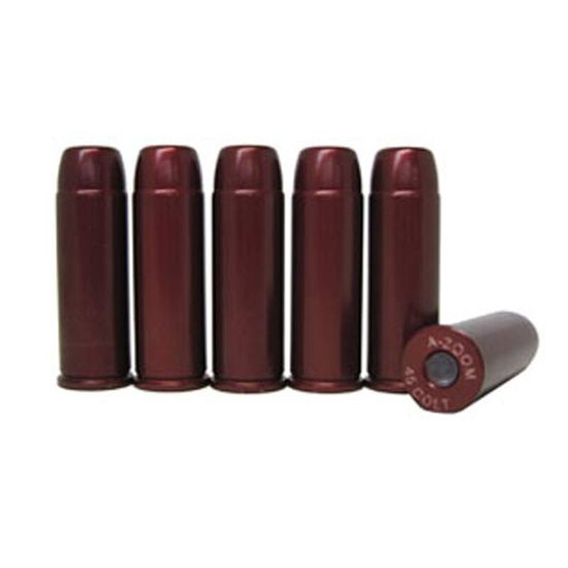A-Zoom Snap Caps .45 Colt Six Pack