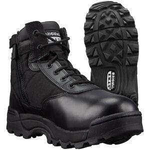 "Original S.W.A.T. Men's Classic 6"" Side-Zip Boots 10.5 Black"