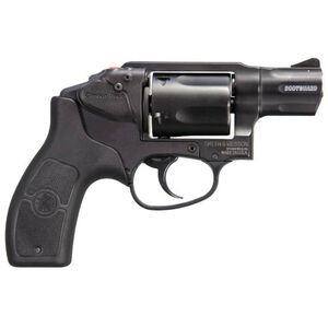 "S&W M&P Bodyguard 38 Crimson Trace Revolver .38 Special +P 1.9"" Barrel 5 Rounds Laser Black Finish"