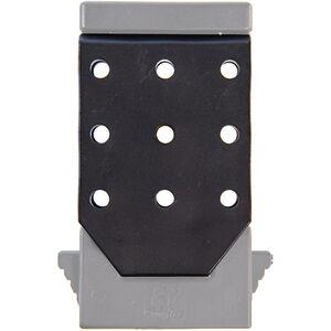 Comp-Tac SQR Base Plate Only Polymer Black