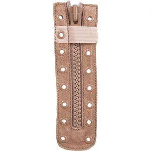 Original S.W.A.T. Rapid Response Boot Zipper 9 Eyelet Velcro Lock Strap Coyote Tan