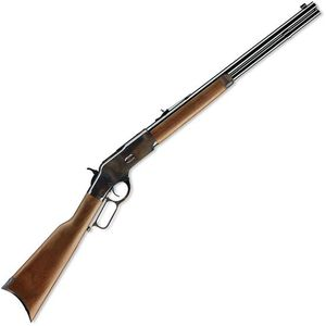 "Winchester 1873 Short 44-40 Win 20"" 10rds Walnut Blued"