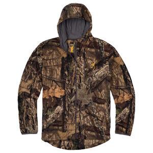 Browning Wasatch CB Fleece Jacket Mossy Oak Break-Up Country Camo
