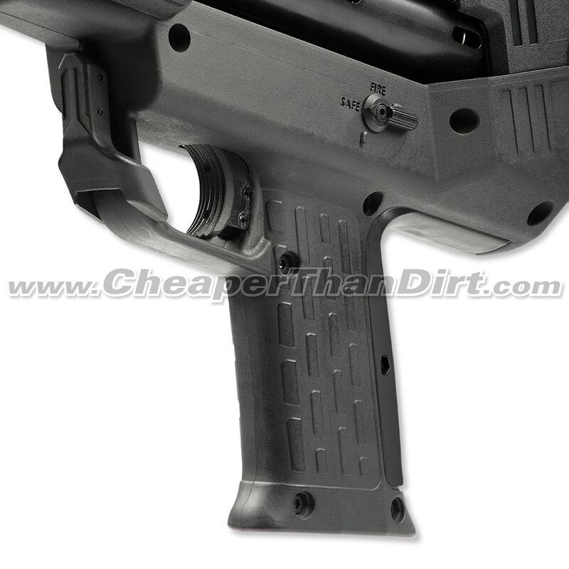 Standard Manufacturing DP-12 12-Gauge Double-Barrel Pump-Action Shotgun,  18 875