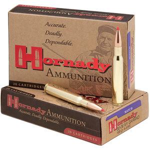 Hornady Vintage Match .30-06 Springfield Ammunition 20 Rounds ELD M1 Garand 168 Grains 81171