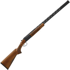 "Hatfield Field O/U Break Action Shotgun .410 Bore 28"" Double Barrel 3"" Chamber 2 Rounds FO Front Sight Walnut Stock Black Finish"
