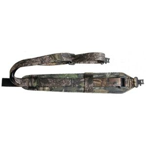 Outdoor Connection Padded Super Sling with Talon Swivels Mossy Oak Break Up Camo