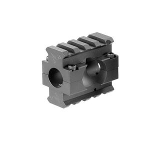 "DoubleStar 2 Rail Picatinny Gas Block - .625""  DSC625"