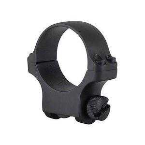 Ruger 30mm Scope Ring Medium Black