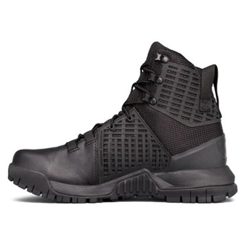Under Armour UA Stryker Tactical Boot Women's Size 6 Regular Black