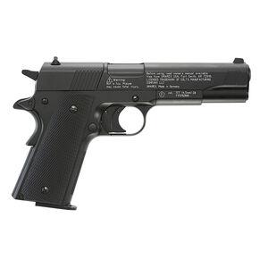Umarex Colt 1911 CO2 177 Pellet 8 Black Frame Black Polymer Grip
