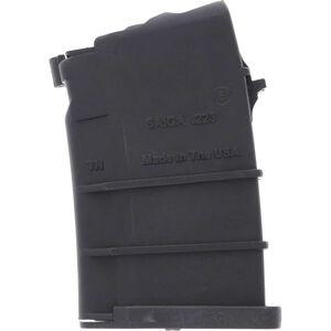 SGM Tactical SAIGA .223 Rifle Magazine 15 Rounds .223 Remington Polymer Matte Black