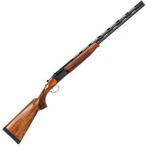 "Savage Stevens Model 555 16 Gauge Over/Under Shotgun 28"" Barrels 2 Rounds 3"" Chambers Turkish Walnut Stock Blued 22165"